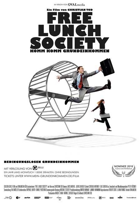 FREE LUNCH SOCIETY – komm, komm Grundeinkommen