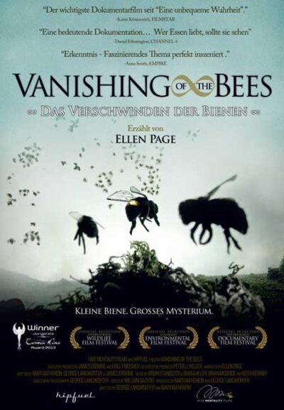 VANISHING of the BEES – Das Verschwinden der Bienen
