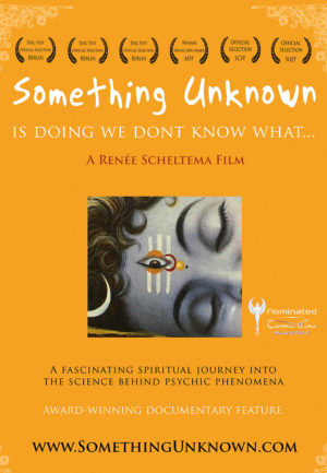 SOMETHING UNKNOWN – is doing we don't know what…