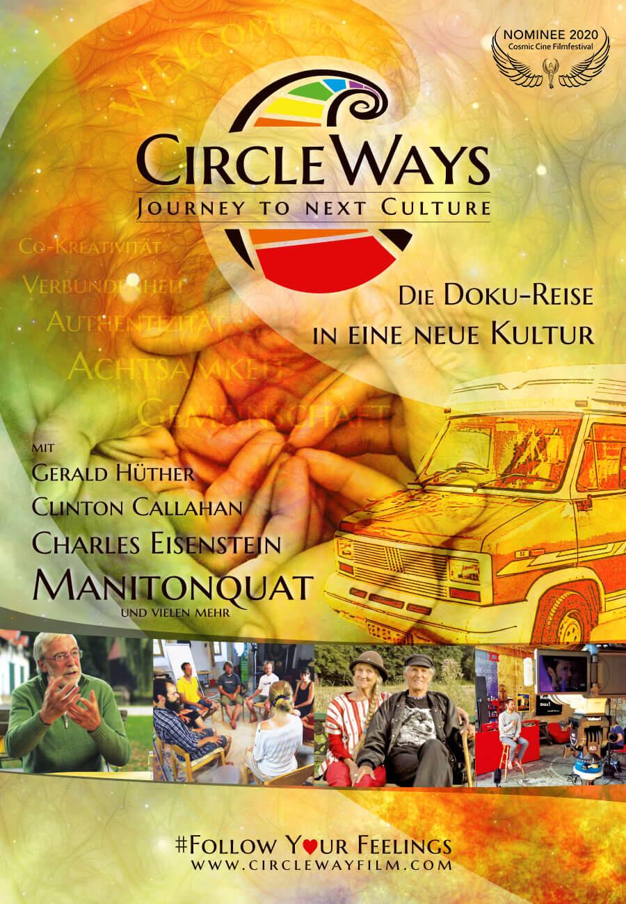 CIRCLEWAYS – Die Doku-Reise in eine neue Kultur