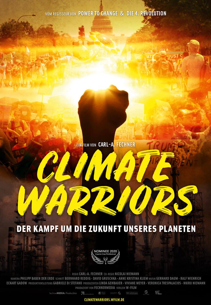 CLIMATE WARRIORS – Der Kampf um die Zukunft unseres Planeten