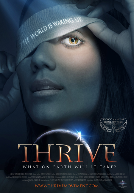 THRIVE – What on Earth will it take?